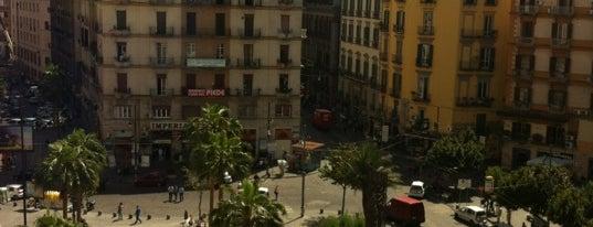 Piazza Salvo d'Acquisto (Piazza Carità) is one of NAPLES - ITALY.