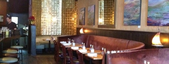Nova Bar & Restaurant is one of Work Happy Hours.