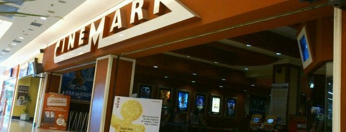 Cinemark is one of Locais curtidos por Alex.