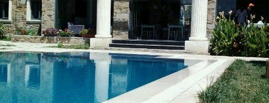 Anemos Hotel is one of Küçük ve Butik Oteller Türkiye.