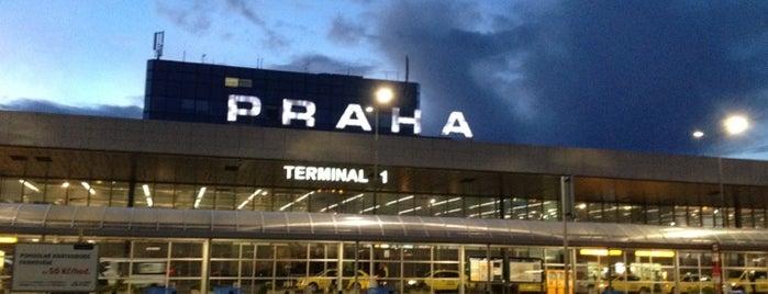 프라하 바츨라프 하벨 국제공항 (PRG) is one of [To-do] Prague.