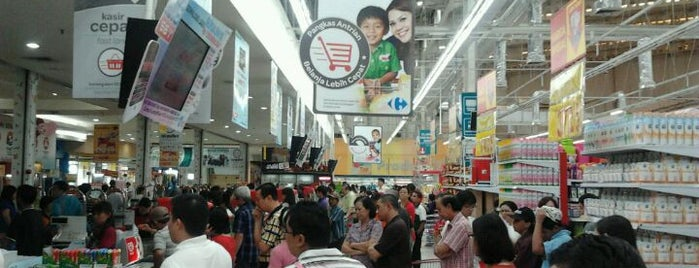 Carrefour is one of Posti che sono piaciuti a Ronald.