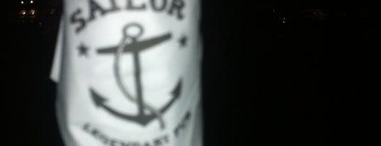 The Sailor Legendary Pub is one of Pubs em São Paulo.