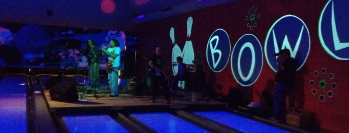 Holiday Lanes is one of #61-80 Places for Road Trip in HITM.
