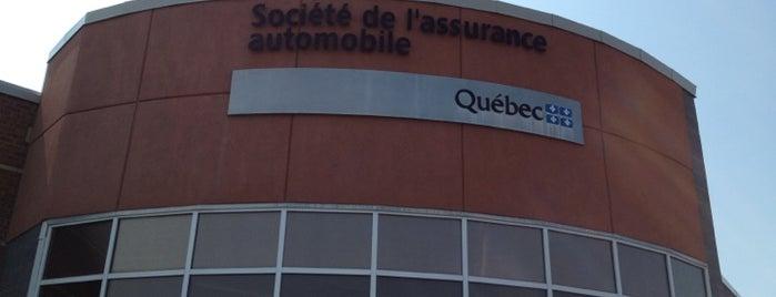 Société de l'assurance automobile du Québec is one of Cezarさんのお気に入りスポット.
