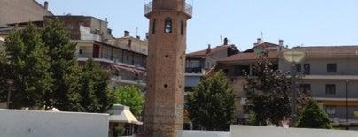 Πλατεία Ελευθερίας is one of Ifigenia: сохраненные места.