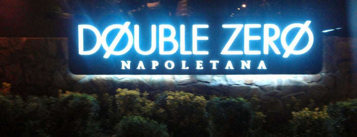 Double Zero Napoletana is one of Jezebel Magazine's 100 Best Restaurants 2012.