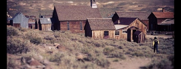 Bodie State Historic Park is one of Desert Places.