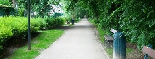 Promenade de l'ancien chemin de fer Bruxelles-Tervuren/ Spoorwegwandeling is one of Daweiさんの保存済みスポット.