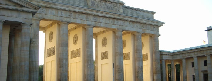 Brandenburger Tor is one of Trips / Berlin, Germany.