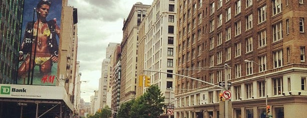 Kips Bay is one of Lista.