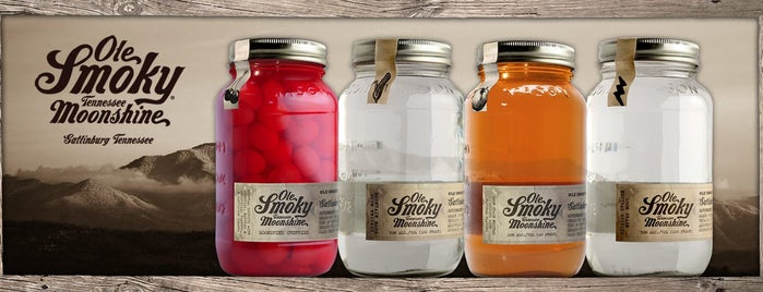 Ole Smoky Moonshine Distillery is one of things I like posted.