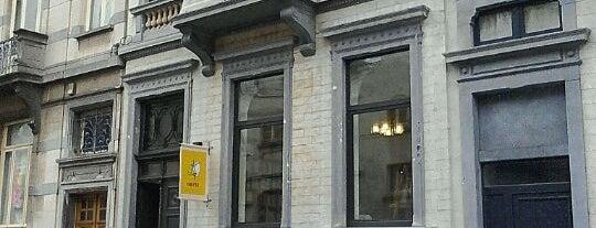 Orfeu - Livraria Portuguesa e Galega is one of Nice spots around Schuman.