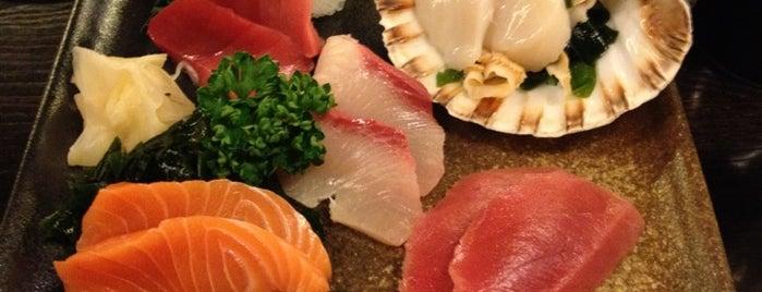 Kikuchi is one of Japan in London.