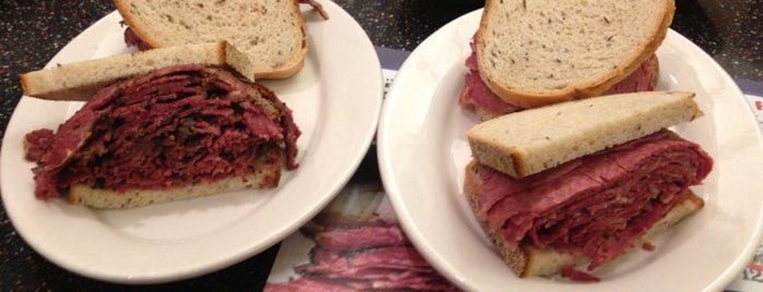 Ben's Kosher Delicatessen is one of Long Island.