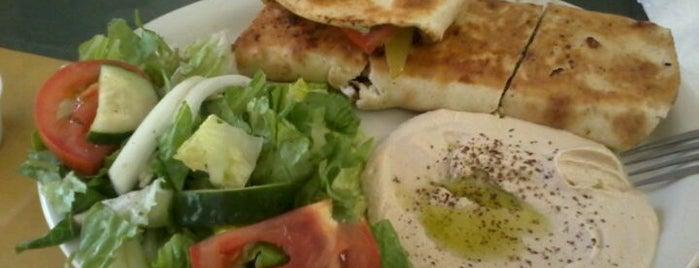 Zorba's Mediterranean Cuisine is one of Tempat yang Disukai Matt.