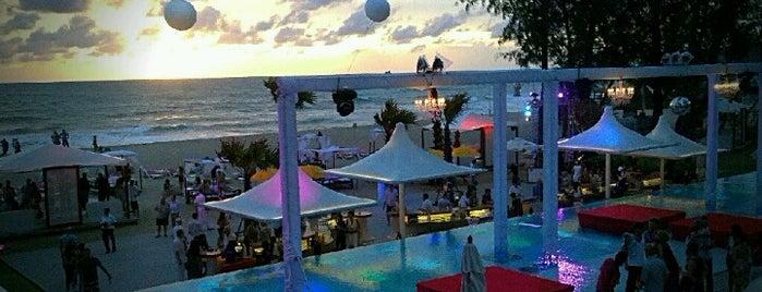 XANA Beach Club is one of Thai.