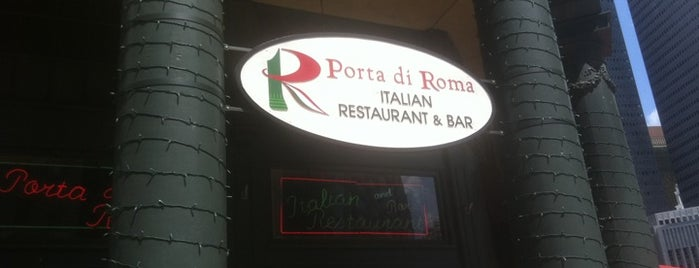 Porta Di Roma is one of Central Dallas Lunch, Dinner & Libations.