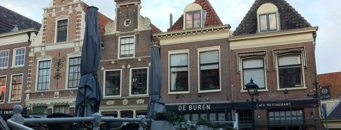 Alkmaar is one of The Nederlands.