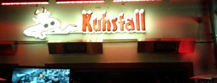 Kuhstall is one of Düsseldorf.
