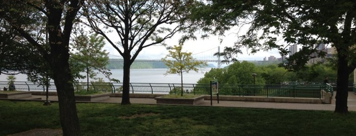 Riverbank State Park is one of NYC Dating Spots.
