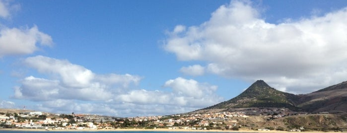 Porto Santo is one of Madeira.