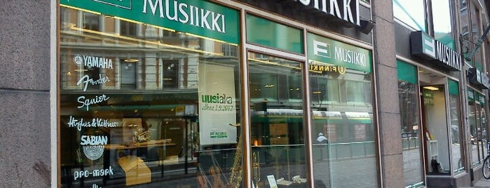 F-Musiikki is one of Other.