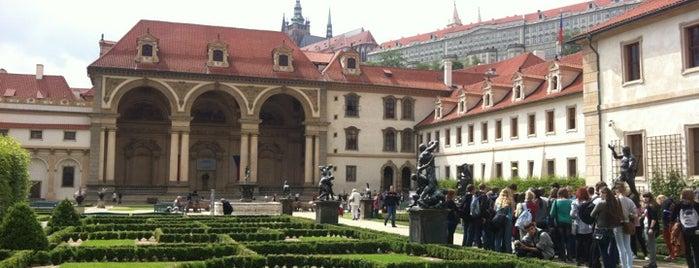 Senát Parlamentu ČR is one of Prag.