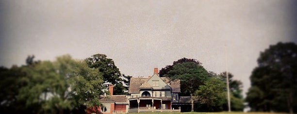 Sagamore Hill National Historic Site is one of Bucketlist.