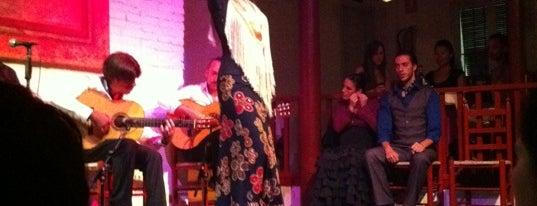 El Tablao de Carmen is one of Où voir un spectacle de flamenco à Barcelone ?.