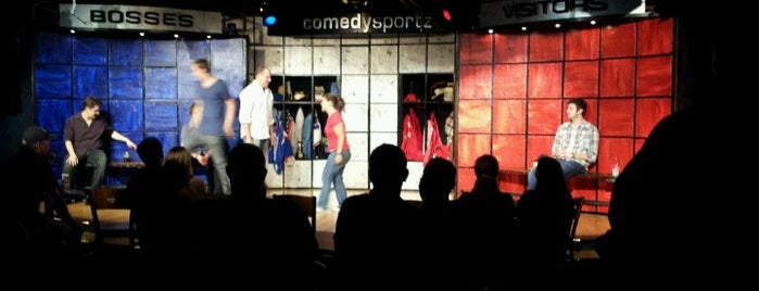 CSz Theater Chicago is one of Comedy & Theater in Chicagoland.