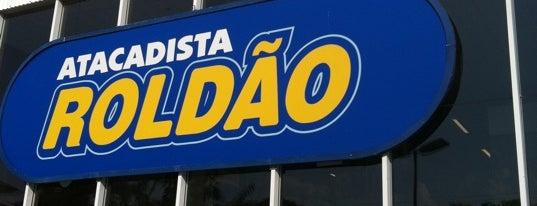 Roldão Atacadista is one of Locais curtidos por Naldina.