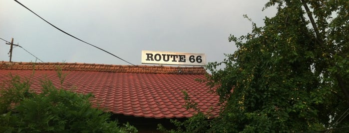 Route 66 is one of Ivaさんのお気に入りスポット.