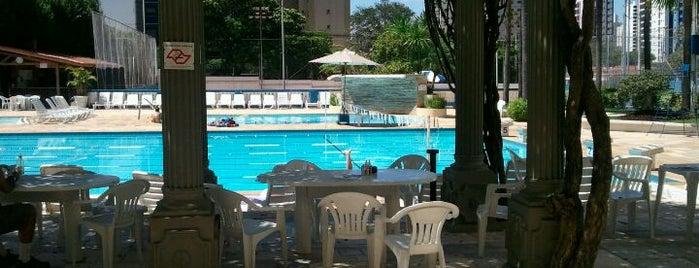 Clube Fonte São Paulo is one of Turismo em Campinas.