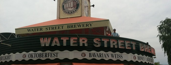 Water Street Brewery is one of Chicago area breweries.