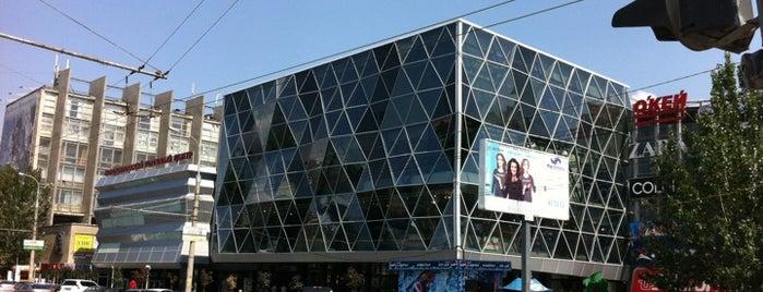 ТЦ «Ворошиловский» is one of Top 50 venues in Volgograd.
