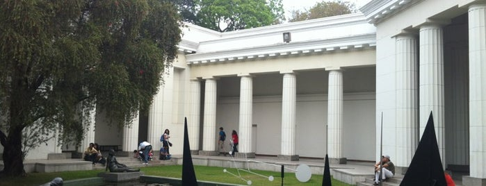 Museo de Bellas Artes is one of Explorando en: Caracas, Venezuela #4sqCities.