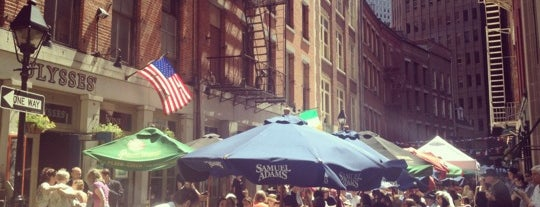 Stone Street Historic District is one of New York City Classics.