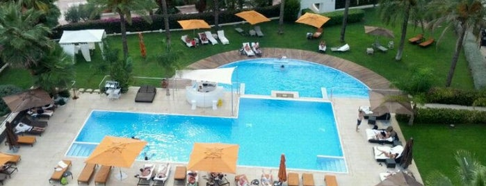 Aguas de Ibiza Lifestyle & Spa Hotel is one of World Wide Hotels.