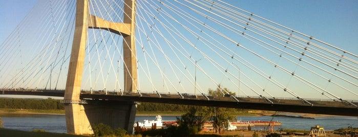 Bill Emerson Memorial Bridge is one of USA 6.