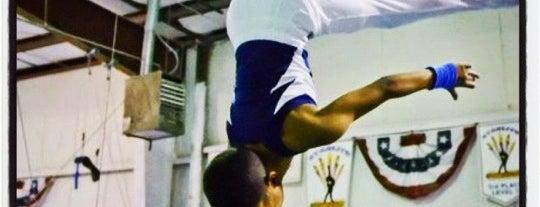 Countryside Gymnastics is one of Gene'nin Beğendiği Mekanlar.