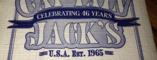 Captain Jack's is one of Sue'nin Beğendiği Mekanlar.