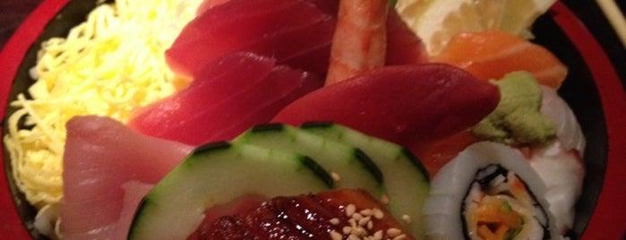 Sushi Ota is one of Joe's List - Best of San Diego.
