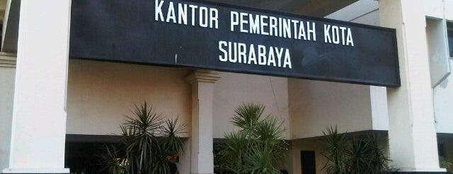 Dinas Pendapatan dan Pengelolaan Keuangan Kota Surabaya is one of Government of Surabaya and East Java.