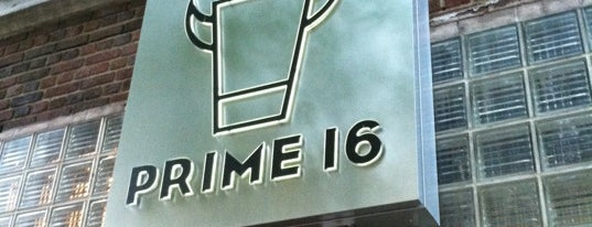 Prime 16 is one of Best breweries, brew pubs, and beer bars.
