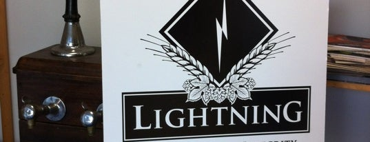 Lightning Brewery is one of San Diego.
