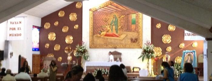 Parroquia Guadalupe Salud de los Enfermos is one of Lugares favoritos de Ismael.