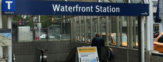 Waterfront Station is one of Heather 님이 좋아한 장소.