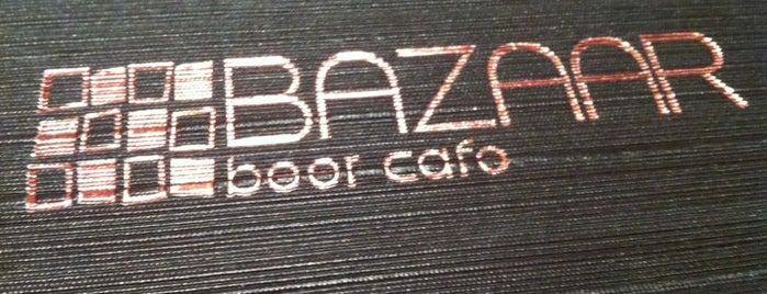Bazaar Beer Cafe is one of Tempat yang Disimpan Simon.