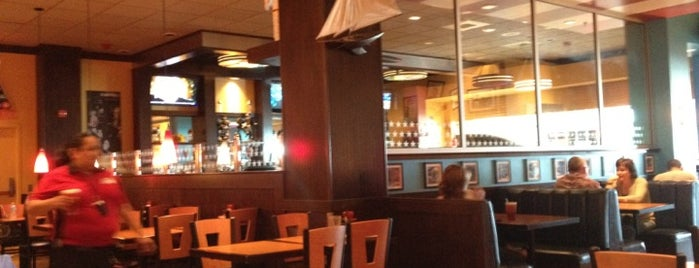 TGI Fridays is one of Food Places.